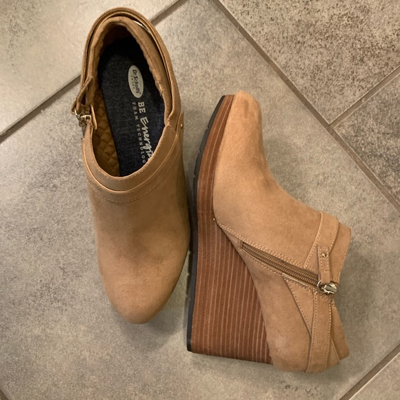 Dr. Scholl's Shoes - Dr Scholls Be Good platform booties